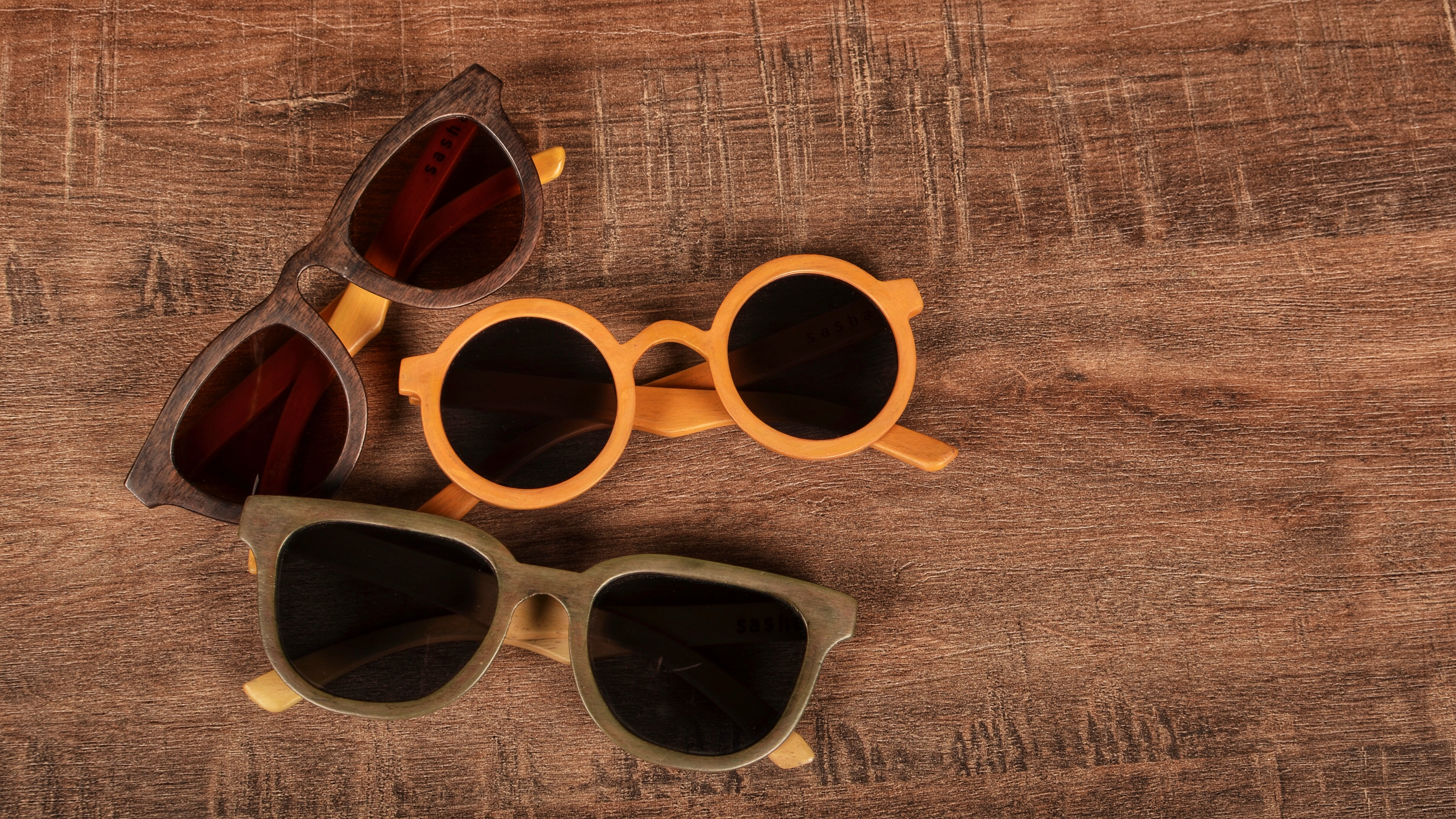 13a2b2c5e3 Sasha Wooden Sunglasses - Indian Eyewear indie brand for handmade,  sustainable accessories
